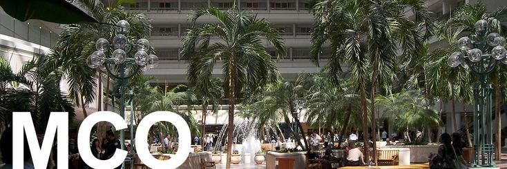 Orlando Airport Parking: Orlando (MCO) Parking Guide