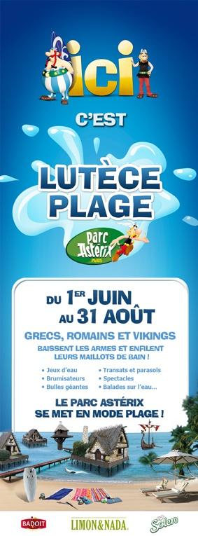 kakemono parc asterix