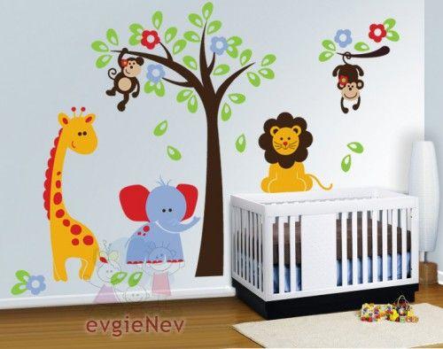 Super cute zoo/safari/animal theme