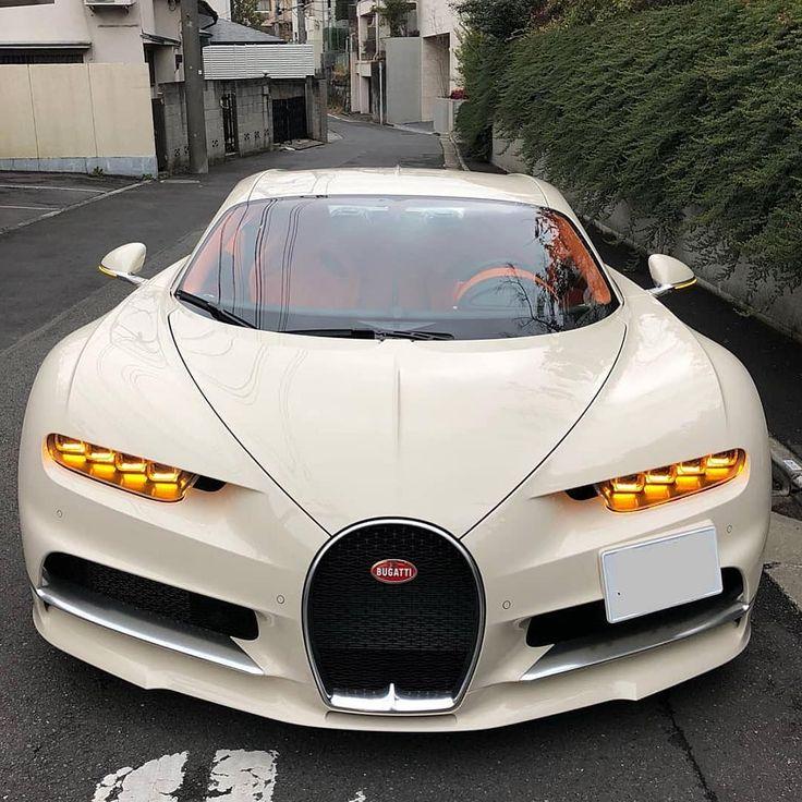 Bugatti Chiron Mașini