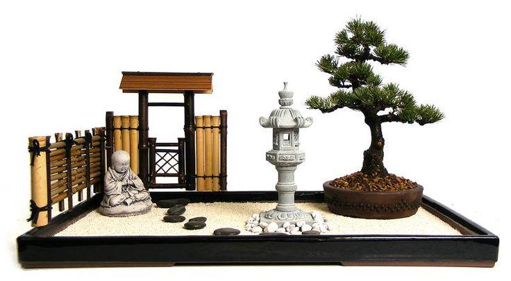 miniature zen garden                                                                                                                                                     More