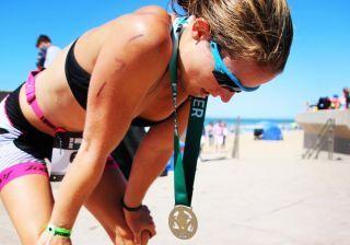 Atleta com artrite reumatoide