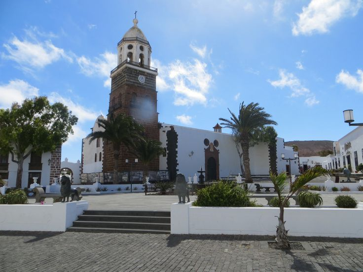 Costa Teguise Old Town, Lanzarote | Places I have been ...