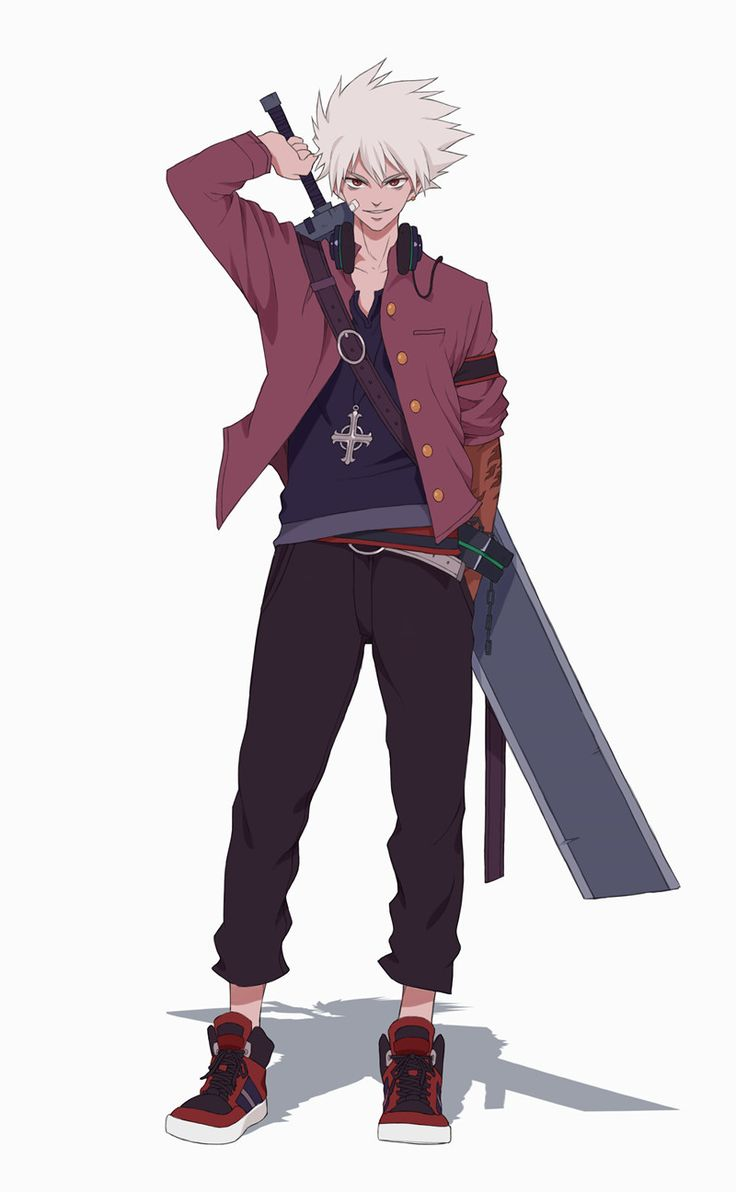 Anime Character Design Tropes : Best male character design ideas on pinterest