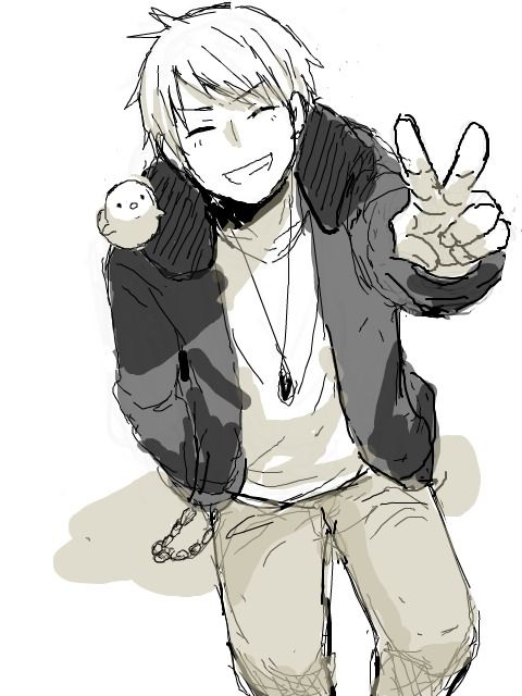 Prussia's the best.