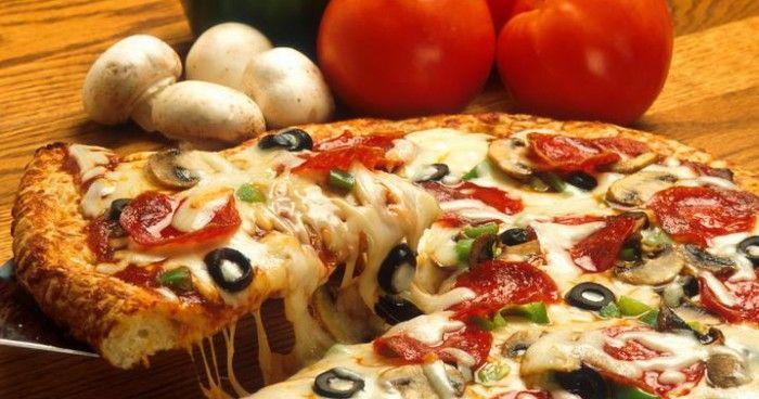 Αγαπημένες πίτσες. Από την Ελένη Ψυχούλη