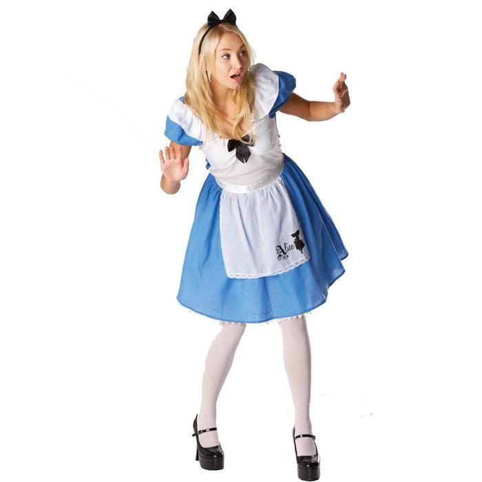 Alice i Underlandet har råkat gå vilse och hamnade på Halloween-festen!