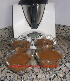 Recopilatorio de recetas : Mousse de chocolate en thermomix