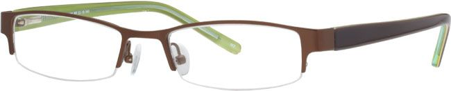 Chelsea Morgan Brown Rectangle Frames for Women ...