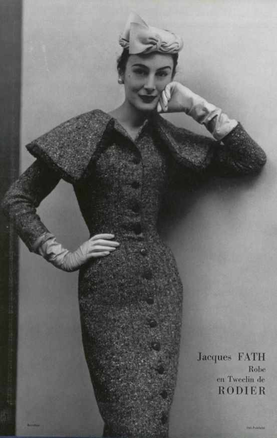 Jacques Fath 1954
