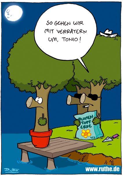 2280 besten cartoons bilder auf pinterest lustige bilder - Baum comic bilder ...