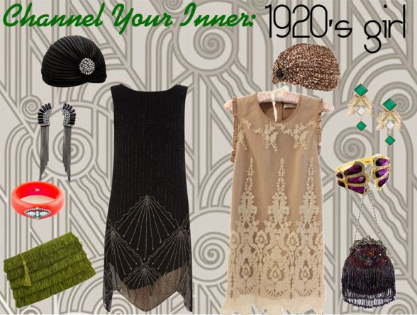 La Petite Fashionista: Inspired by: Roaring 20's Style