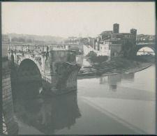 Italia, Roma. Tevere, ca. 1905