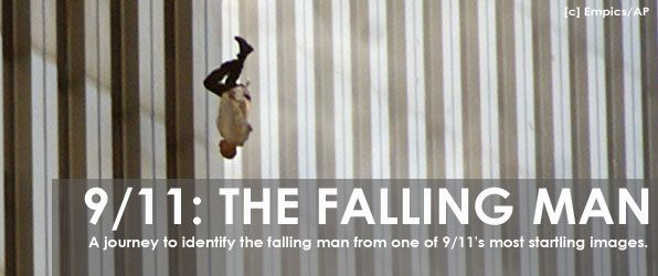 9/11 Photos Jumpers After | The Tunnel Wall: 9-11 Reading list