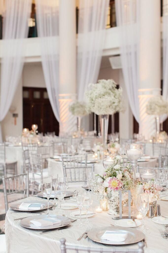 wedding reception idea; photo:1313 Photography