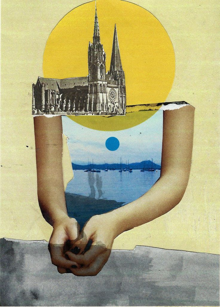 """Rhed Fawell """"Quell"""" Collage 2014"""