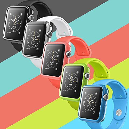 Apple Watch 2 Case, i-Blason TPU Cases  for Apple Watch Series 2 2016 Release also compatible with Apple Watch 2015 (42 mm)
