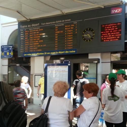Montpellier : L'état du trafic SNCF pour demain