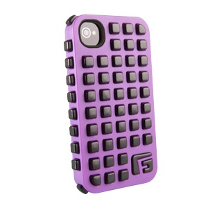 Protetor para Celular - Cell Phone Square Style Iphone 4 R$168