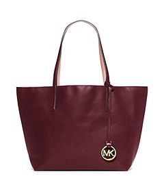 Izzy Large Reversible Leather Tote by Michael Kors ~ I REALLY have to have this!!!