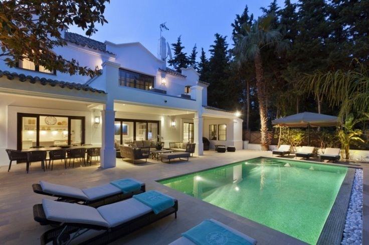 Beautiful Detached Villa Near Marbella Club