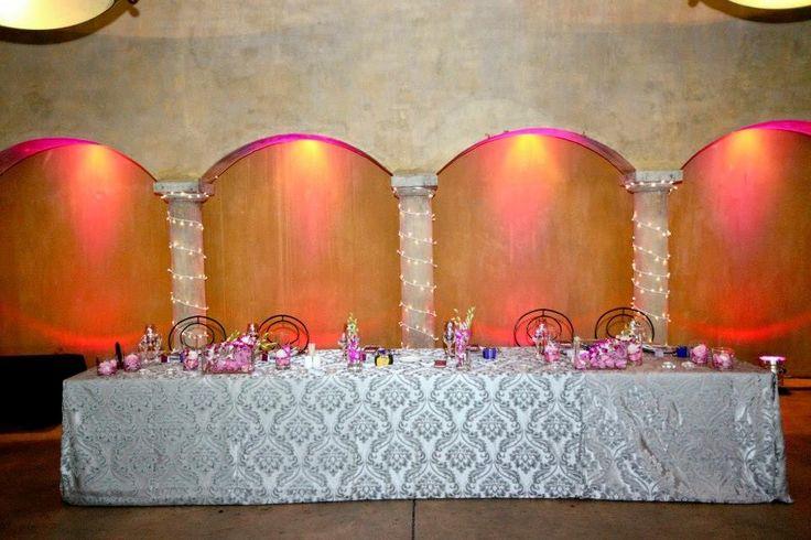 Stunning! my #wedding @ Avianto #maintable