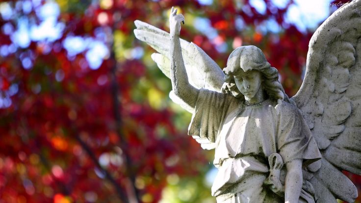 Posąg, Anioł