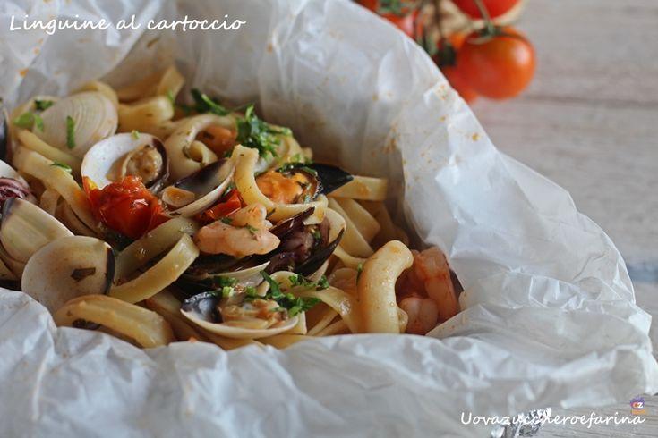 Spaghetti+o+linguine+al+cartoccio