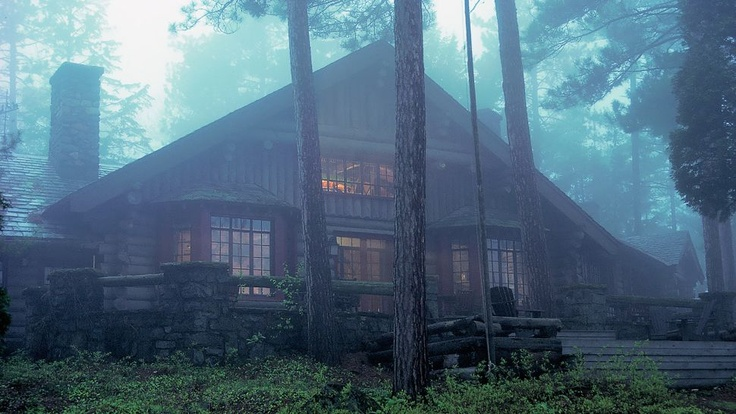 """The Point Resort at Saranac Lake,   New York, is called """"the last of its kind"""" — built in the tradition of a Great Adirondack Camp.  The Point was originally Camp Wonundra, the home of William Avery Rockefeller."""