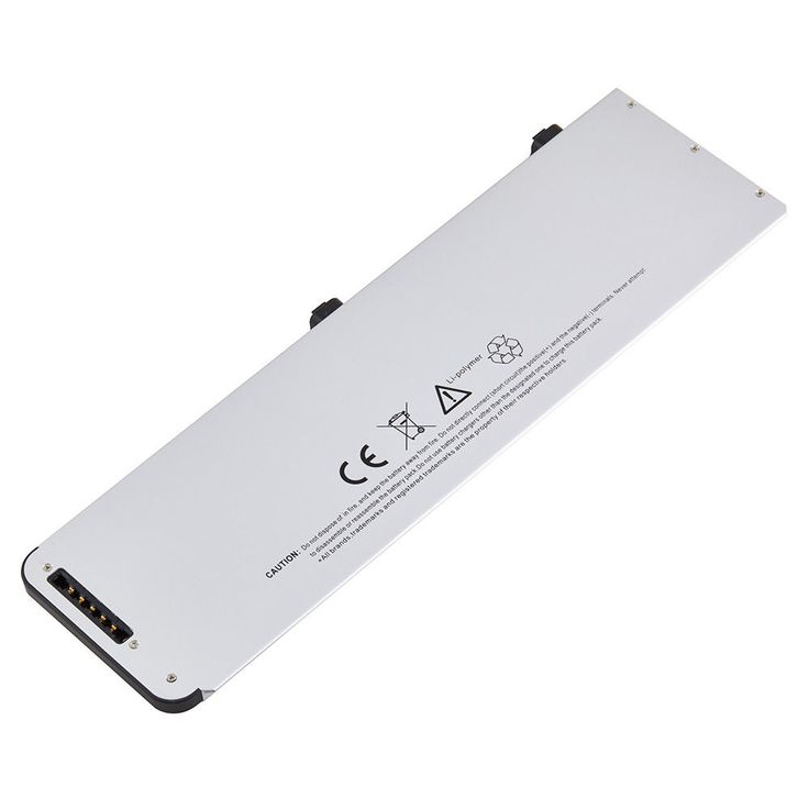 LITHIUM REPLACEMENT BATTERY OF APPLE - A1281- MB772 FOR Apple - MacBook Pro 15 #DENAQ