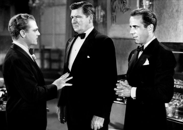 Angels with Dirty Faces (1938) - James Cagney, George Bancroft and Humphrey Bogart