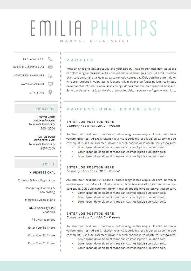 70 best Job Hunt images on Pinterest Design resume, Resume and - wedding coordinator resume