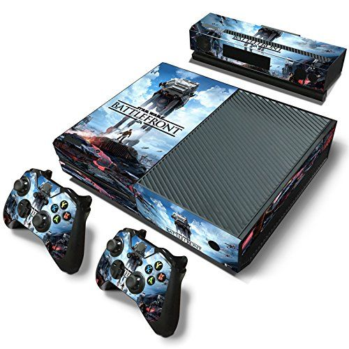 Ake Full Body Game Skin Vinyl Sticker Decal für Xbox One Console and Controllers - for star wars battlefront No.0605