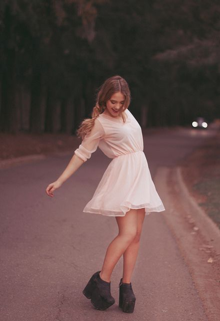 Vestido delicadoo