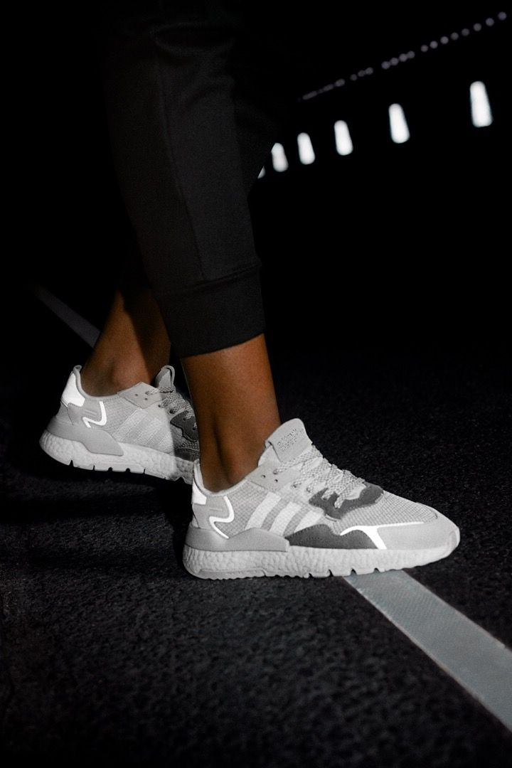 Nite Jogger has landed - adidas' first