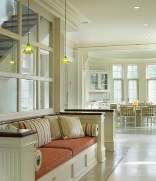 1000 Images About Hallway Built Ins Window Seats On