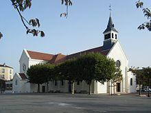 La Garenne-Colombes - Église Saint-Urbain