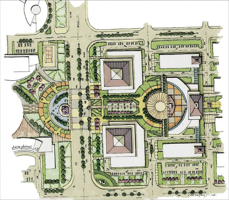 Master Plan for TOD based High Tech Park Service Centre
