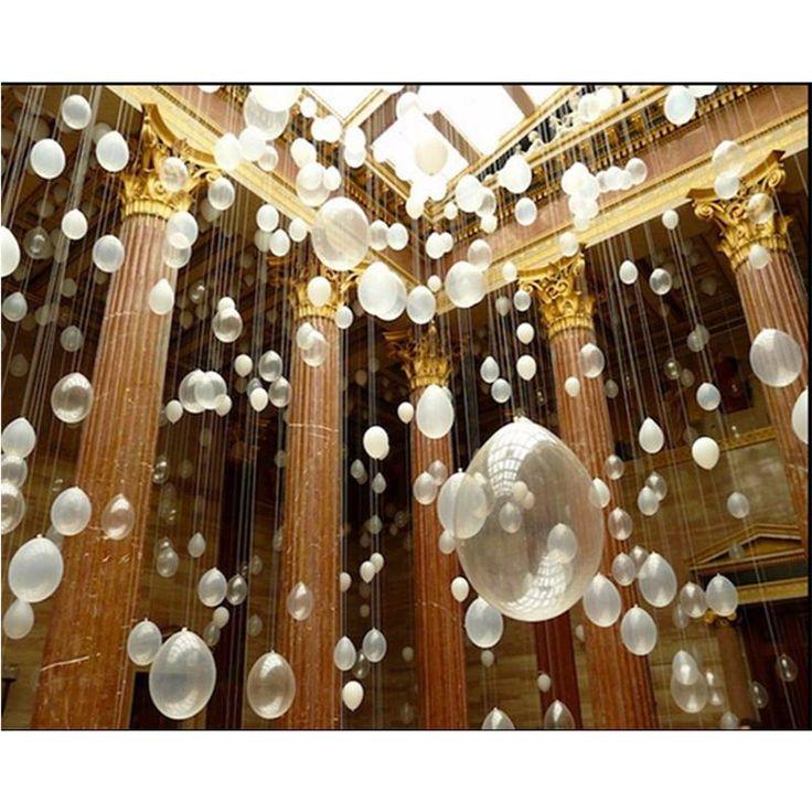 Transparent Latex Balloons