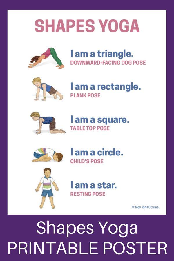 859 Best Yoga Poses Images On Pinterest Kid Yoga Yoga