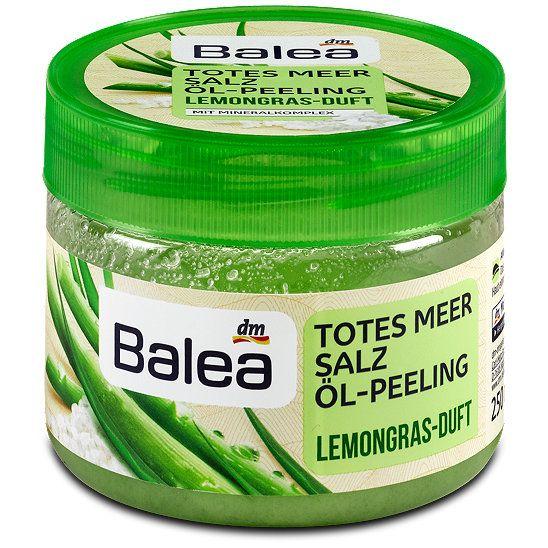 Balea Totes Meer Salz Öl-Peeling Lemongras Duft, Körperpeelings online kaufen bei mein dm.