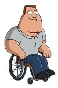Joe Swanson - Family Guy Wiki - Wikia