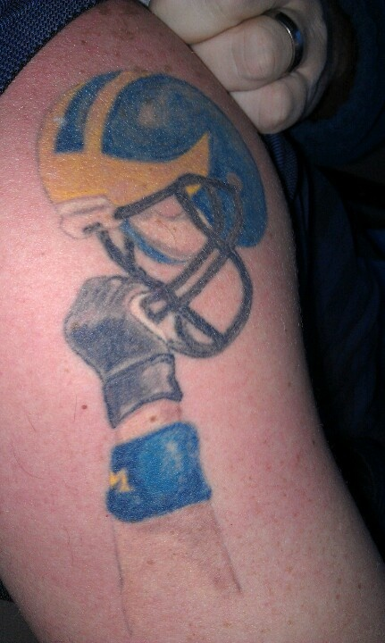 58 best images about michigan on pinterest football for Best tattoo artists in michigan