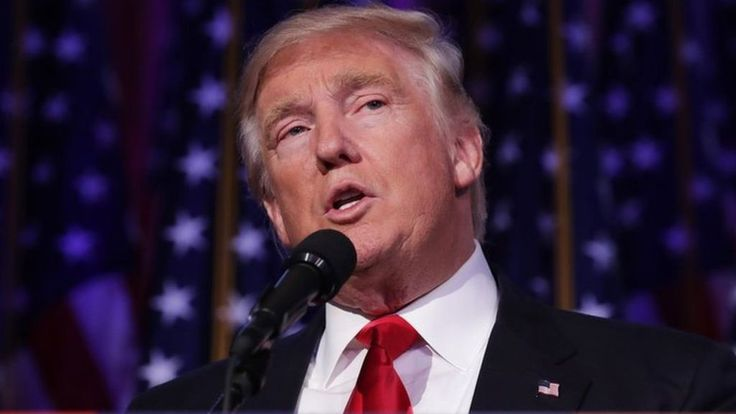 Trump: North Korea intercontinental missile 'won't happen' http://www.bbc.com/news/world-us-canada-38492947