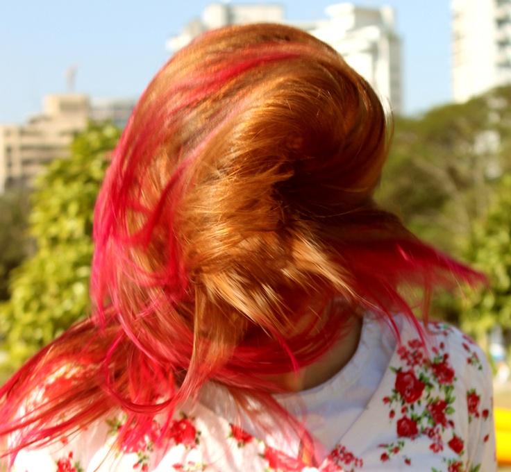17 Best Images About Color Block On Pinterest: 25+ Best Ideas About Color Block Hair On Pinterest