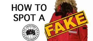 Canada Goose toronto online authentic - learn how to spot a fake canada goose jacket | Canada Goose ...