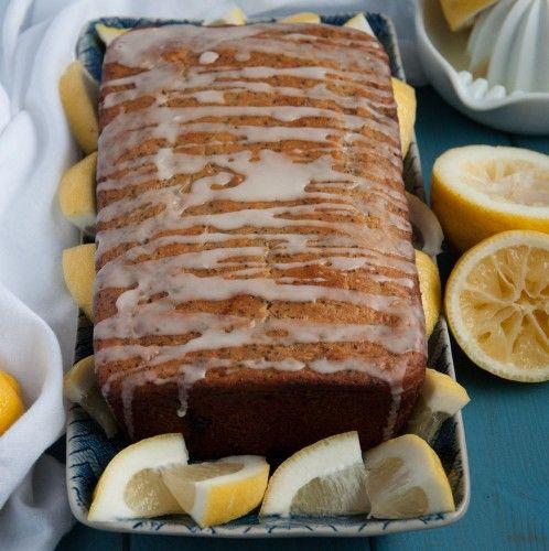 ... | Lemon poppy seeds, Lemon zucchini muffins and Greek yogurt bread