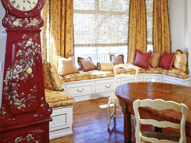 Image Result For Bay Window Treatment Ideas Hgtv