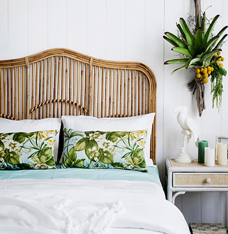 Best 25+ Wicker headboard ideas on Pinterest | Wicker bedroom ...