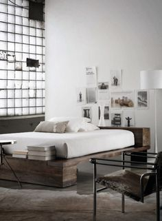 How cool is that bed?